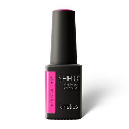 SHIELD Gel Polish Violet up #197, 15 ml
