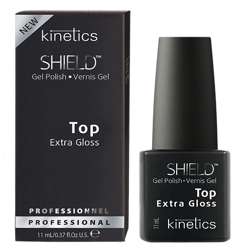 NEW SHIELD Extra Glossy Top, 15 ml