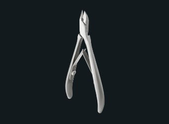 PROFESSIONAL CUTICLE NIPPERS SMART 11 7 ММ