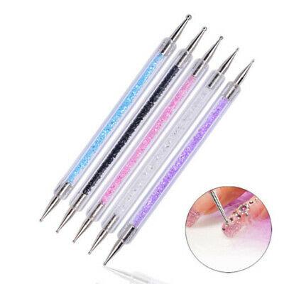 Nail Art Dotting Tools Set of 5