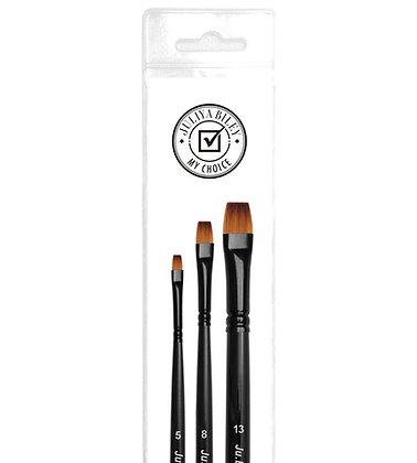 Ju.Bilej - No#14 Brushes for Accessories