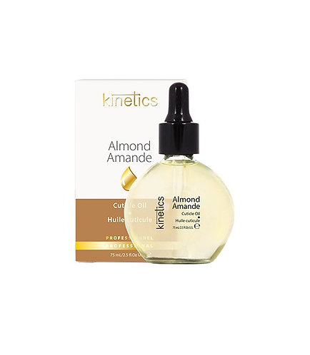 KN Almond Cuticle Oil 75ml, with dropper in Box