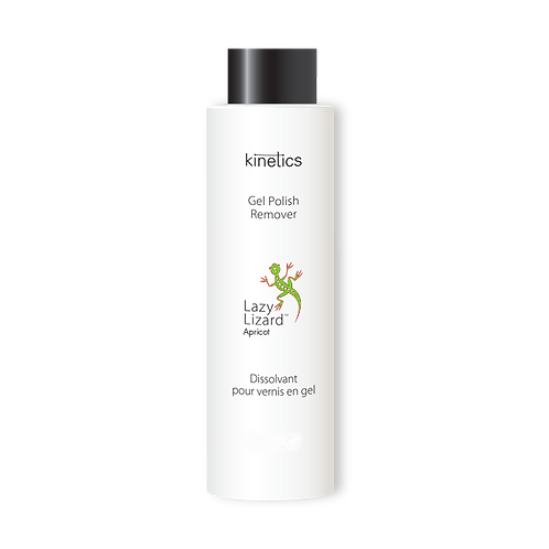 KN Nail Polish Remover Green Lizard with Apricot scent 225 ml