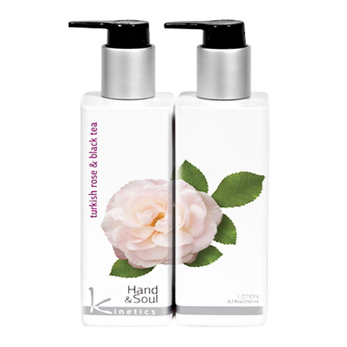 KN Hand&Body Lotion Turkish Rose&Black Tee