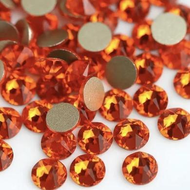 Multi Shine Extra Quality Crystals  Hyacinth 1728  pcs 6 sizes