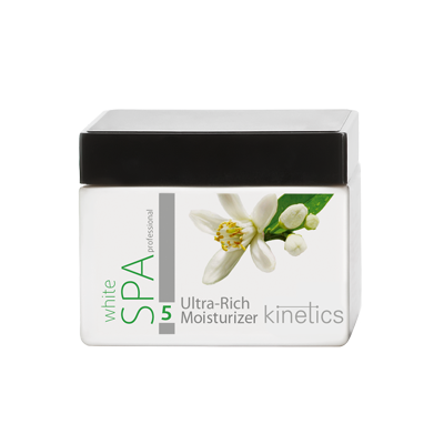 White SPA Step 5 Ultra-Rich Moisturizer 250 ml