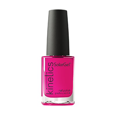 SolarGel Nail Polish Pink Drink #370