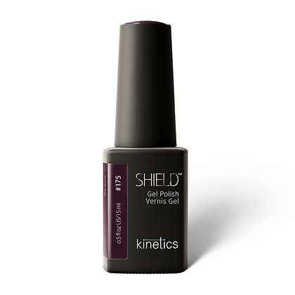 SHIELD Gel Polish Blackout #175