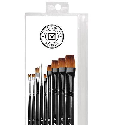 Ju.Bilej - No#13 Brushes for Accessories