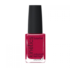 SolarGel Nail Polish Red Gown #234