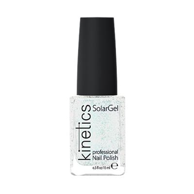 SolarGel Nail Polish Silver Fairy Dust #101