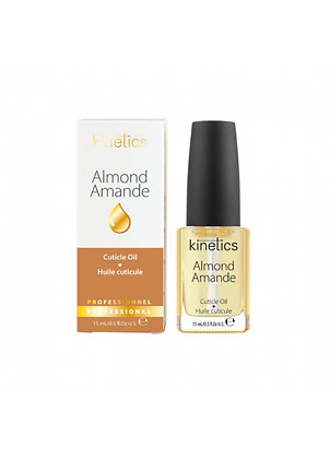 KN Almond Cuticle Oil 15ml, packed in box
