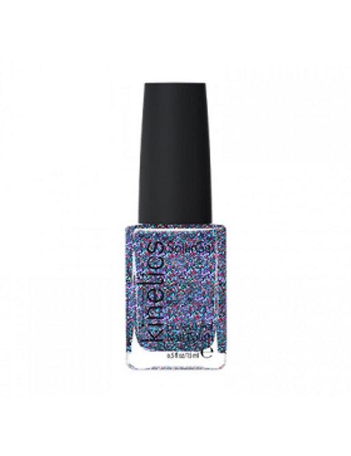 SolarGel Nail Polish Glitter Storm #304