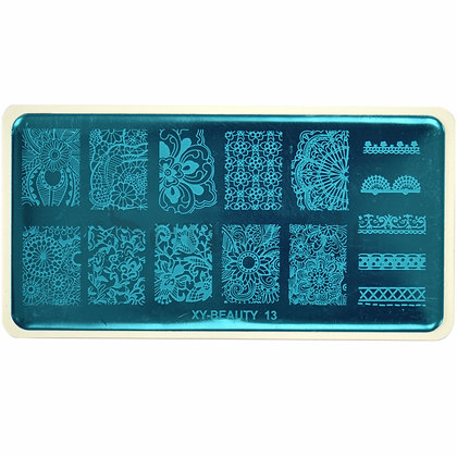 Stamping Plate   NR03