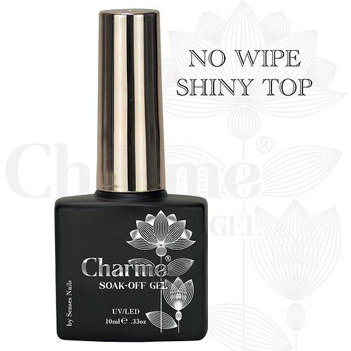 Charme Gel No Wipe Top Coat