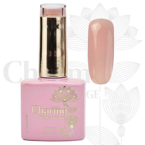 Charme Gel Pink French 72