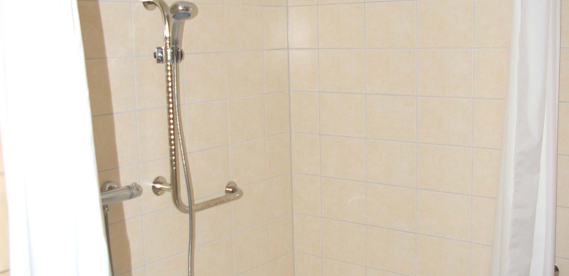 Dusche Behindertengerecht