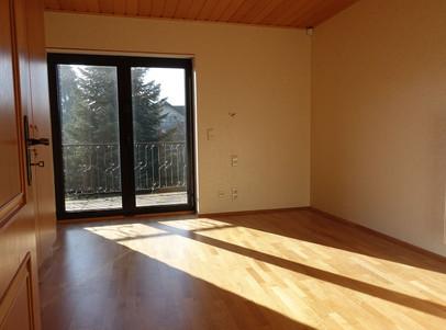 Zimmer 4 oben mit Balkon