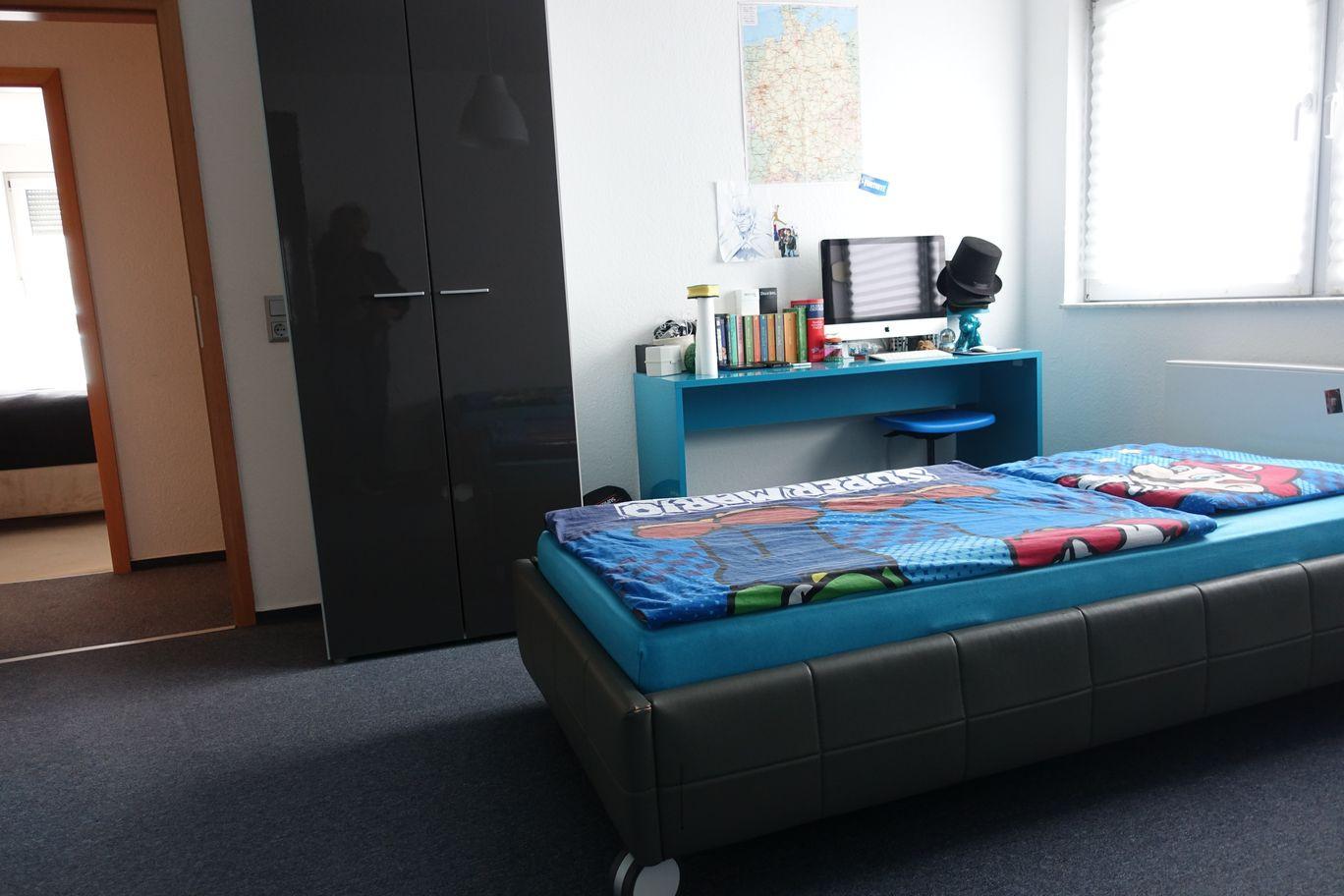 Kinderzimmer Ansicht 3