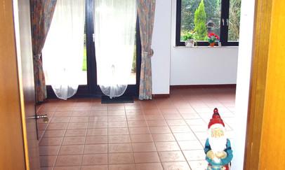Eingang Wohnzimmer