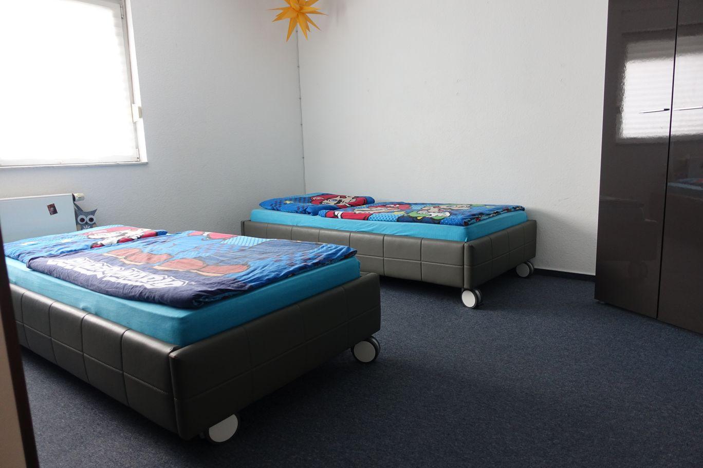 Kinderzimmer Ansicht 1