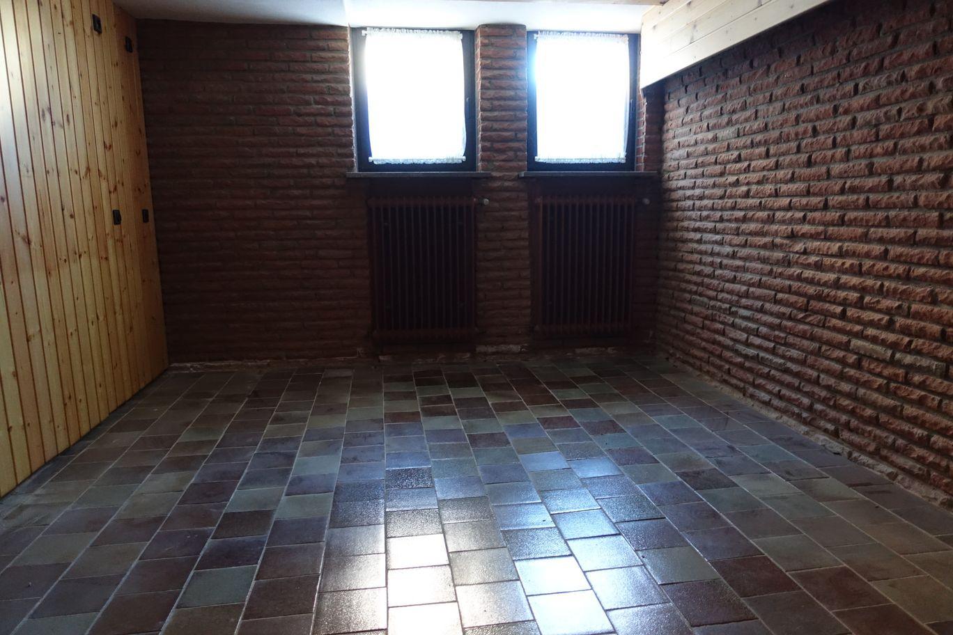 Kellerraum 2 mit Heizung