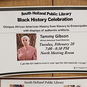 Black History Month South Holland