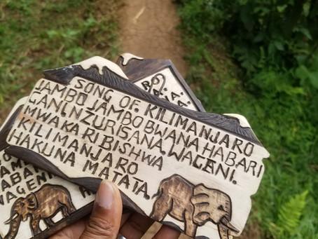 Tanzania Part I - Mt. Kilimanjaro Day and the Maasai Tribe