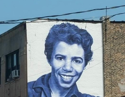 Lorraine Hansberry Mural