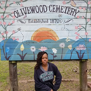 Volunteer Clean Up - Olivewood Cemetery