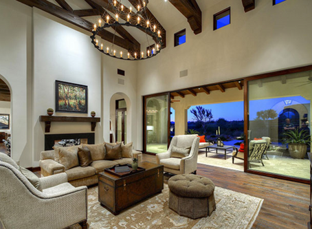 Have it all, A Close up and Personal View of Superstition Mountain with a Spectacular Home Attached.