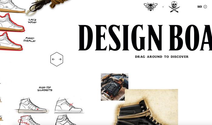 Hotspot | Design Board