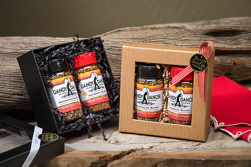 Gandy Dancer Pepper Two-Bottle Gift Package