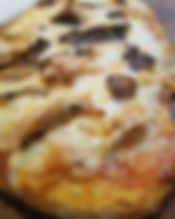 The Jerk Italian _Jerk Chicken Pizza__._