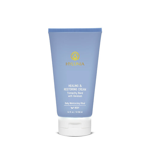 Healing and Restoring Cream, Tranquility Blend with Geranium