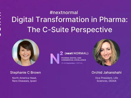 Join ODAIA at the NEXT Pharma Summit