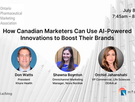 How Canadian Marketers Can Use AI-Powered Innovations to Boost Their Brands