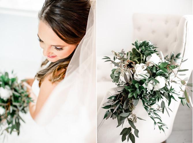 TJ + Kristin Wedding | Hinson Farm
