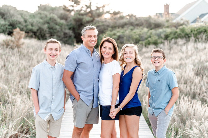 Tibbetts Family | Virginia Beach North End