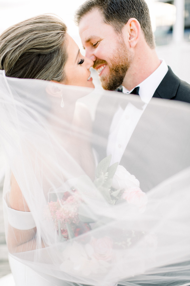 Katie + Will   The Water Table Wedding