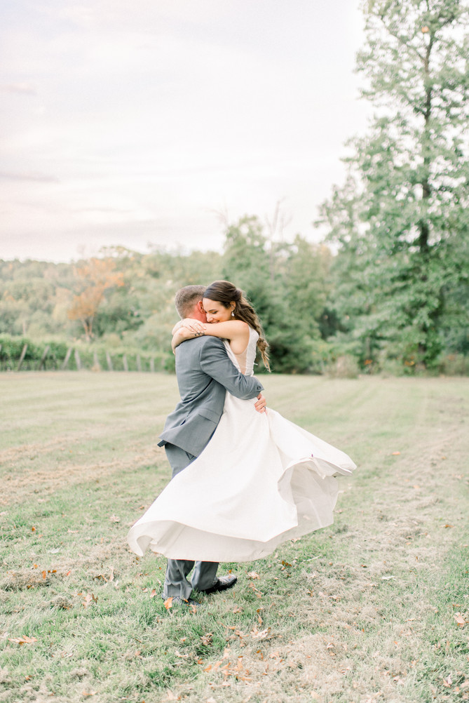 Ryan + Olivia | Cave Ridge Vineyards