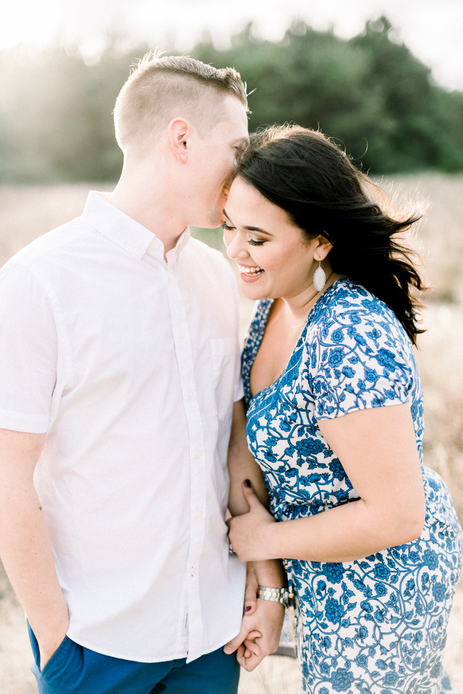 Emily + Corey Engagement | Virginia Beach