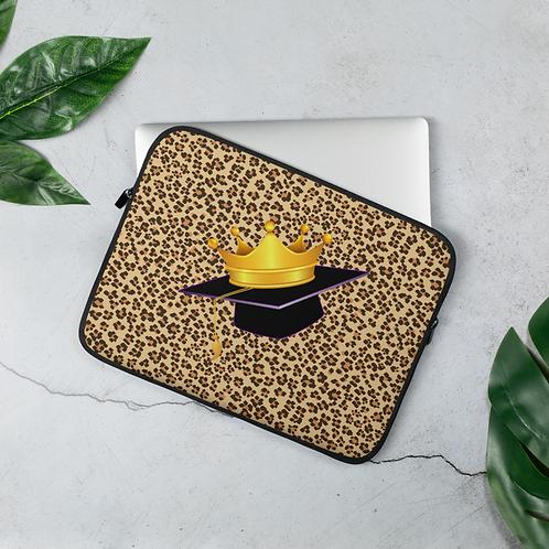 Cheetah Girl - Laptop Sleeve