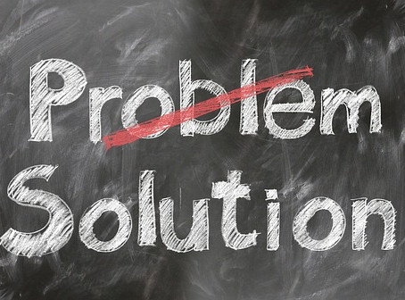 Creating the solution space, instead of the problem space