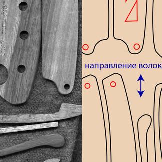 D — Снятие размеров с образца, детализация для производства.