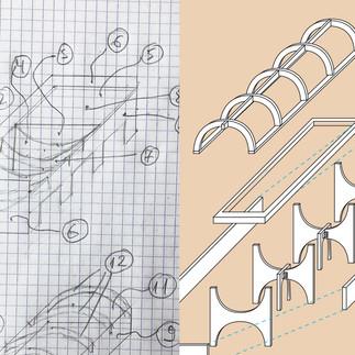 F — Разработка конструкции по представлению клиента.