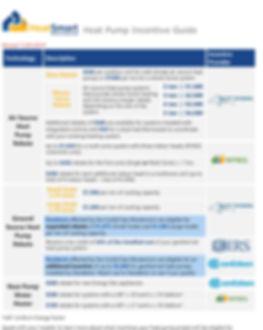 Westchester - Heat Pump Incentive Guide