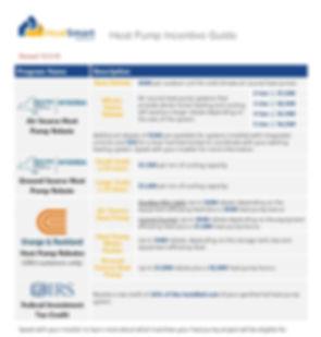 Warwick - Heat Pump Incentive Guide (Nov