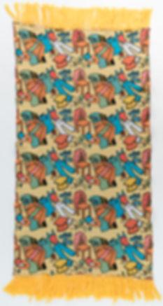 Marta Nowak Jacquard Knitted Towel2.jpg