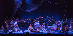 The Cast of Carousel in Concert